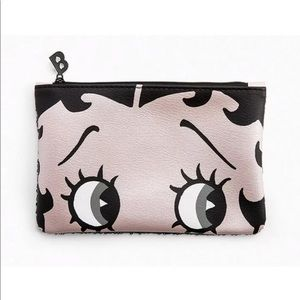 🆕 3 for $10 Ipsy Betty Boop Makeup Bag NWOT
